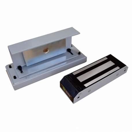 Fechadura Magnetica M150 Eco Cinza Ipec A2077