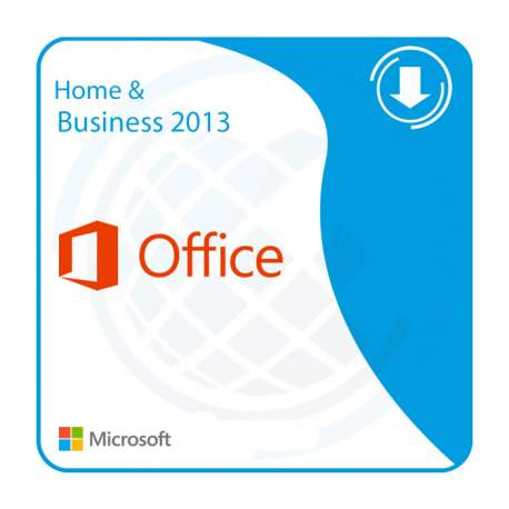 Office 2013 Home & Business Fpp Microsoft 6354