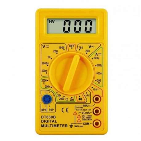 Multimetro Digital Dt-830b Empire 4376 / Rohs 5140