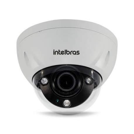 Camera Ip Dome Vip 5450d Z G2 4mp Vf 2.7-13.5mm Ik 10 Poe Ir 50m Ip67 4564177 Intelbras