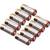 Bateria Alcalina A23 12v C/10 Pc Sp Hcl