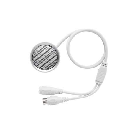 Microfone P/ Cftv Mic3070 Omnidirecional 4568001 Intelbras