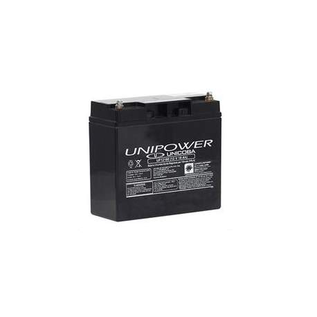 Bateria Selada P/ Nobreak 12v 18a Sp12180 Secpower 3017