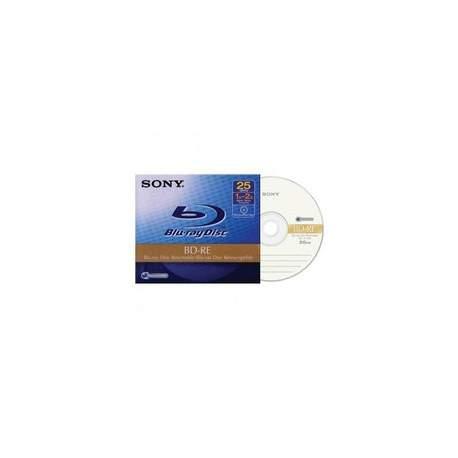 Blue Ray Bdre 1-2x 25 Gb Bne 25rh Sony