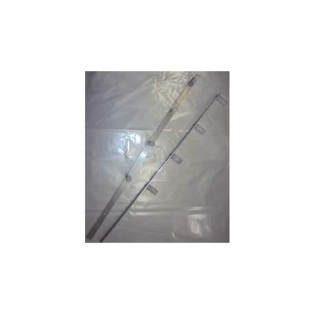 Haste P/cerca 3/4 X1/8 X 75cm C/4 Isol C/10 - 065 Confiseg