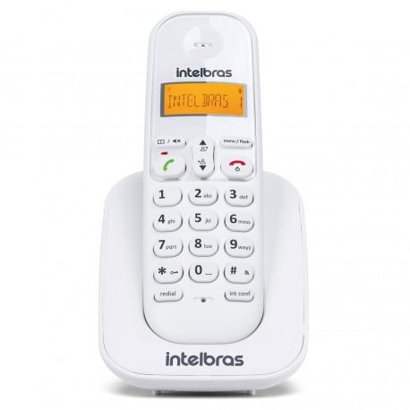 Telefone S/fio Ramal Ts 3111 Branco Intelbras