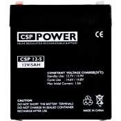 Bateria Selada P/nobreak 12v/5ah Csp Power