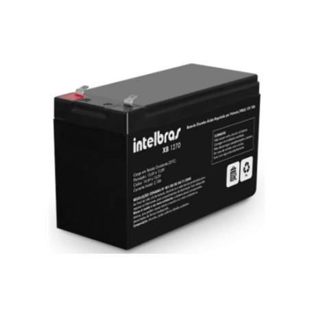 Bateria Nobreak 12v/7ah XB1270 Intelbras