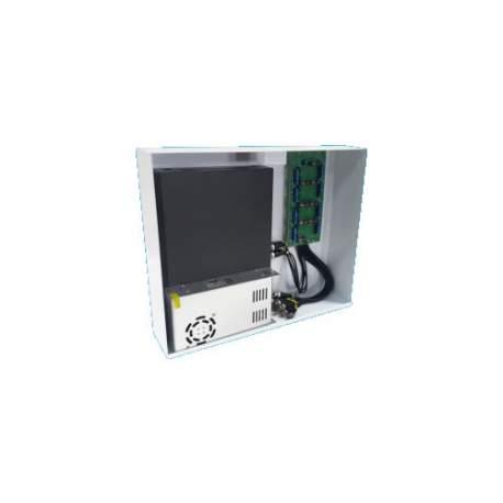 Rack Orion Mini Hd 3000 16 Canais 3305 Onix Security