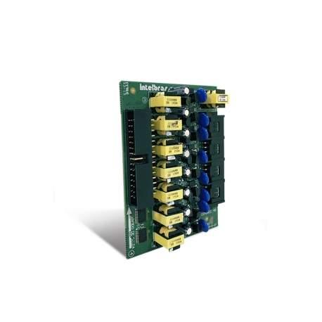 Placa 8 Ramais 4503309 Balanc. Comunic.16/48 Intelbras-ca.con 4503309