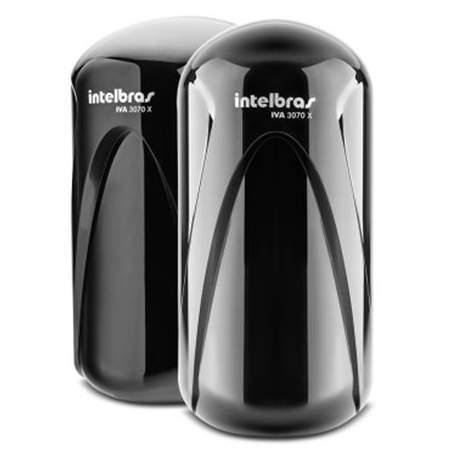 Sensor Ativo Iva 3070 X Duplo Feixe Intelbras-sensores 4541014